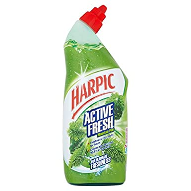 Harpic Active Fresh Cleaning Gel Pine 750ml Amazon Co Uk Grocery