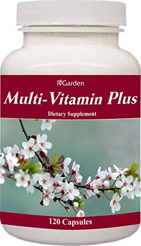 R-Garden Multi-Vitamin Plus, 120 caps.