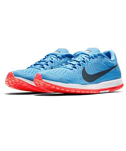 Fox Fox Fox 446 Running Running Running Adulte 6 Nike De Tition Chaussures Comp Mixte bright Streak Bleu Zoom Crimson Blue 5 football Eu 44 znazxqwEFO