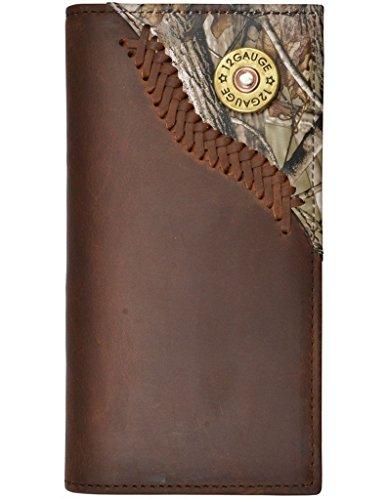 Justin Overlay Shotgun Concho Wallet product image