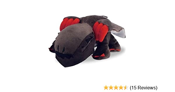 Amazon.com: Capcom PL-048316 Monster Hunter Gore Magala Stuffed Plush, 3-Inch: Toys & Games