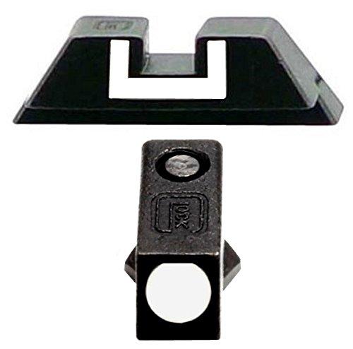 Glock - Rear 6.5 Steel Sight & Front Steel Sight