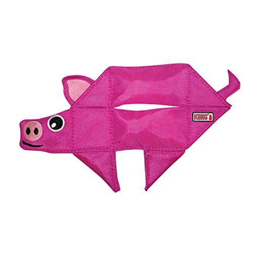 KONG Ballistic Flatz Pig, Small