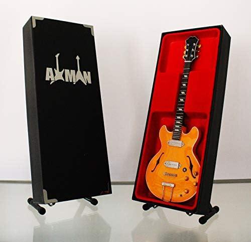 Miniatura Guitarra Replica: John Lennon 1965 Epiphone Casino ...