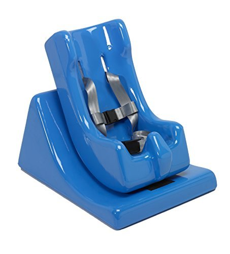 Tumble Forms Floor Sitter (Tumble Forms Small Blue 2 Deluxe Floor Sitter by Tumble Forms)