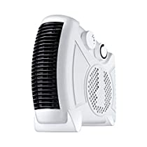 Three-speed Small Air Conditioner Heater Electric Heater Hot Fan Heater (Color : A)