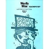 Worldly Wise: Teacher's Key Book 3