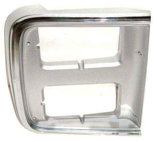 - OE Replacement Chevrolet/GMC Driver Side Headlight Door (Partslink Number GM2512124)