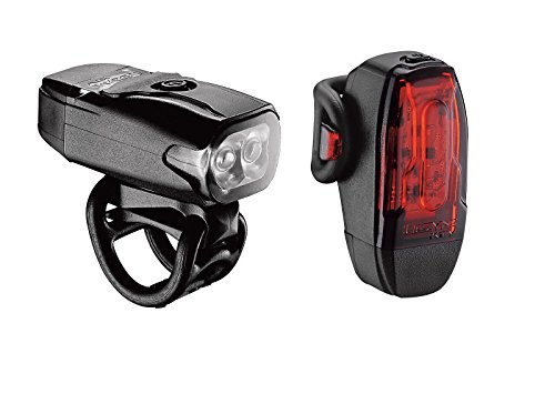 Lezyne Led KTV Drive Pair Bike Light, Black, One Size