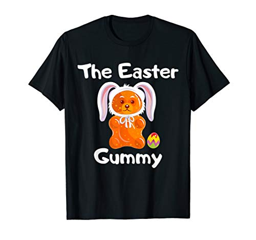 The Easter Gummy Bear Funny Easter Cute Kid's T-shirt -