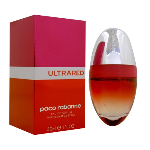 Paco Rabanne Ultrared Eau De Parfum Spray - 30ml/1oz