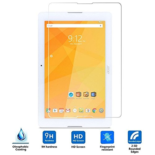 9H Tempered Glass Screen Protector For Acer Iconia One 10 B3-A20 10.1/'/' Tablet