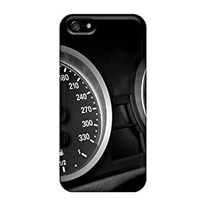 New Iphone 5/5s Cases Covers Casing(bmw M3 Gauges)