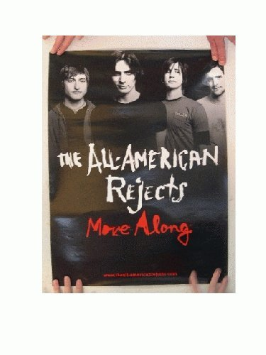 The All-American Rejects Poster Move Along All American