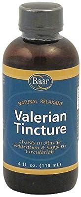 Valerian Tincture, 4 oz