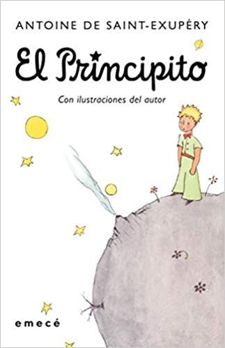 El Principito/ The Little Prince (Spanish Edition): Antoine de Saint-Exupery: 9789500426404: Amazon.com: Books
