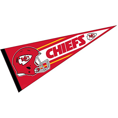 WinCraft Kansas City Chiefs Official NFL 30 inch Large ()