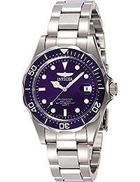Reloj Invicta Pro Diver para Hombres 38mm, pulsera de Acero Inoxidable