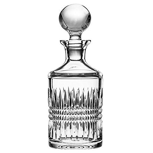 Royal Scot Crystal Whisky Spirit Connoisseur Decanter Carafe Gift Boxed 650ml 22fl oz by Royal Scot Crystal (Image #2)