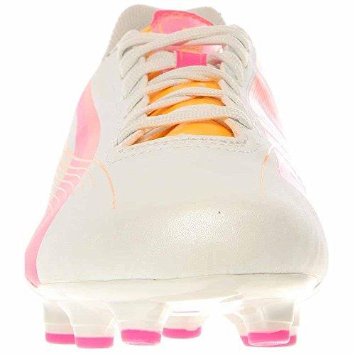 Puma Mujeres Evospeed 4.2 Fg Soccer Cleat White