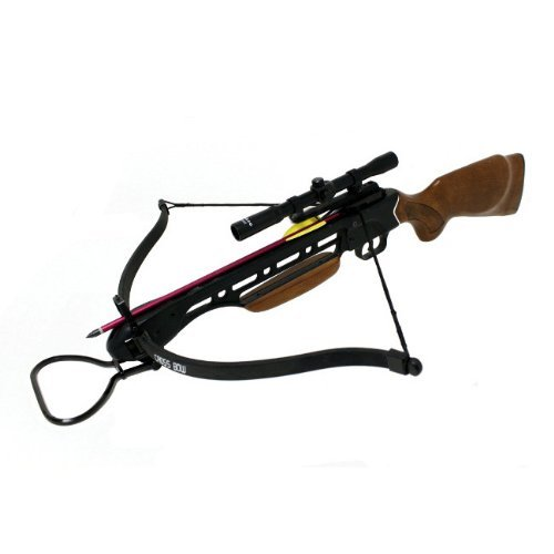 150lbs-Crossbow-with-Scope-Extra-Arrows-and-Rope-Cocking-Device