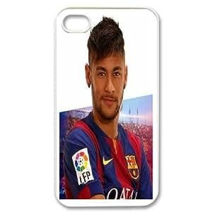 Printed Phone Case Bienvenido Neymar For iPhone 4,4S M2X3113350