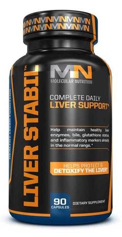 Molecular Nutrition Liver Stabil 90 Capsules