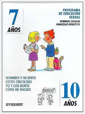PROGRAMA DE EDUCACION SEXUAL 7-10 ANOS