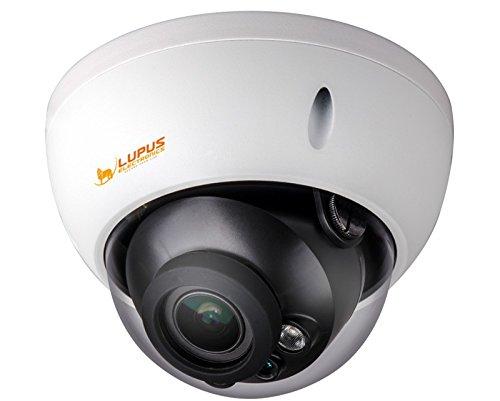 Lupus Electronics Geodome, LE 338HD wetterfeste Vario-Domekamera mit 1080p Auflösung und 30 m Nachtsicht, 13310