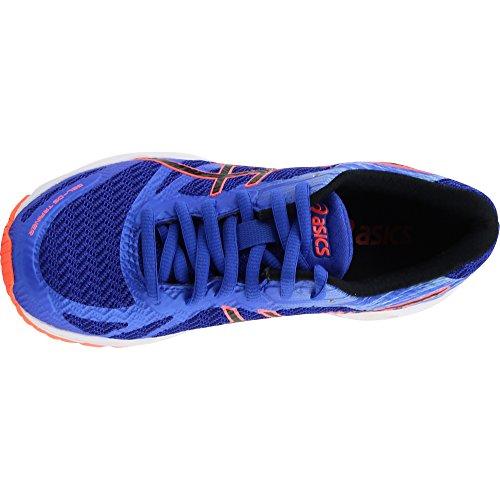 Asics Womens Gel-ds Trainer 22 Scarpa Da Corsa Blu / Viola / Nero / Corallo