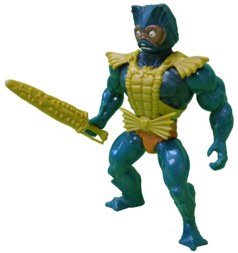 Vintage He-man Masters of the Universe Action Figure Mer-Man