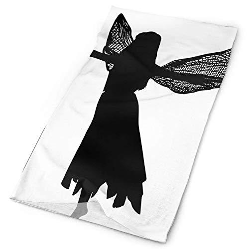 HomeDailyLife Fairy Silhouette Clip Art Headband Bandana£¬Outdoor Multifunctional Headwear,Magic Scarf for Men Women