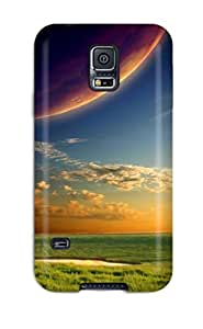Durable Protector Case Cover With A Dreamy World Hot Design For Galaxy S5 by lolosakes