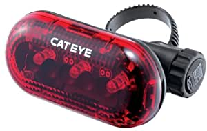 CatEye TL-LD130-R Bicycle Rear Safety Light