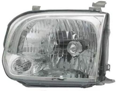 TYC 20-9512-00-1 Replacement Left Head Lamp TOYOTA 4RUNNER