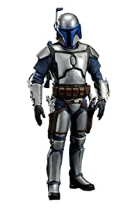 Attack version of Star Wars ARTFX + Jango Fett clone (1/10 scale PVC painted simple assembly kit) (japan import)