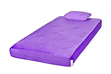 new photos 06a33 60cf5 Glideaway Youth Memory Foam Mattress - Twin, Purple