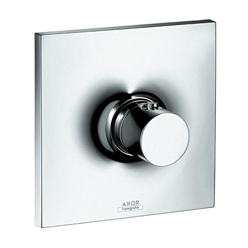Axor Massaud Thermostatic Faucet Trim - Axor Massaud Wall