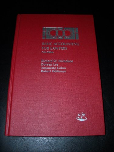 Basic Accounting for Lawyers