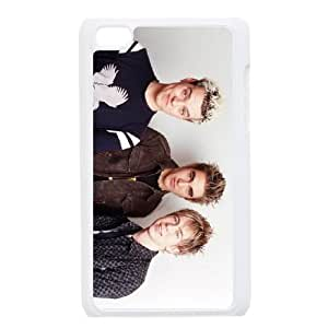 Busted iPod Touch 4 Case White Ivnrj