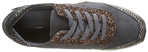 Marron Ypompon Brown Sneakers Lollipops Basses EU Femme 37 WIPFdnxfw