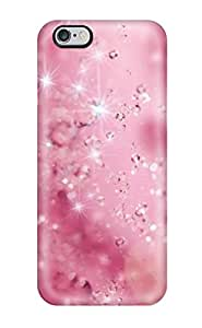 Premium Iphone 6 Plus Case - Protective Skin - High Quality For Glittery Sweet Hearts