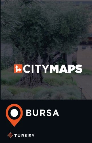 City Maps Bursa Turkey