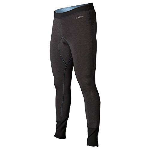 NRS HydroSkin 1.5 Pant - Men's Charcoal Heather Medium