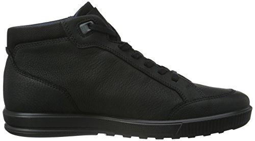 Sneaker Boot ECCO Black Ennio Men's Fashion EBEwICq