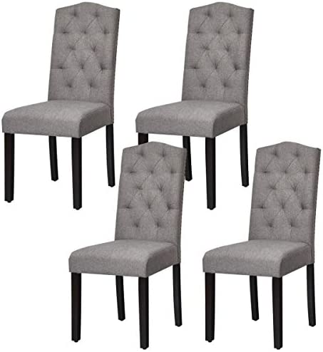 Safstar Fabric Dining Chair