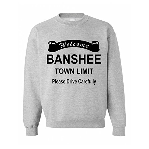 Welcome Banshee Poster Unisex Sweater
