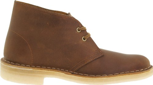 Clarks Womens Desert Boot In Pelle Dapi