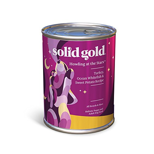 Solid Gold Canned Dog Food Case Turkey/Fish
