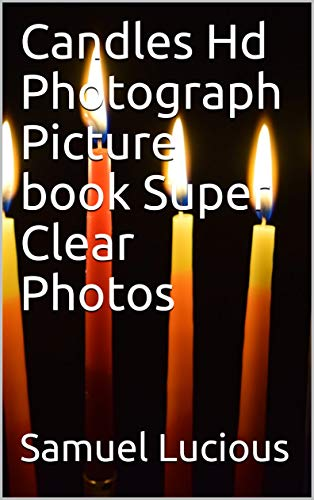 Candles Hd Photograph Picture book Super Clear Photos ()